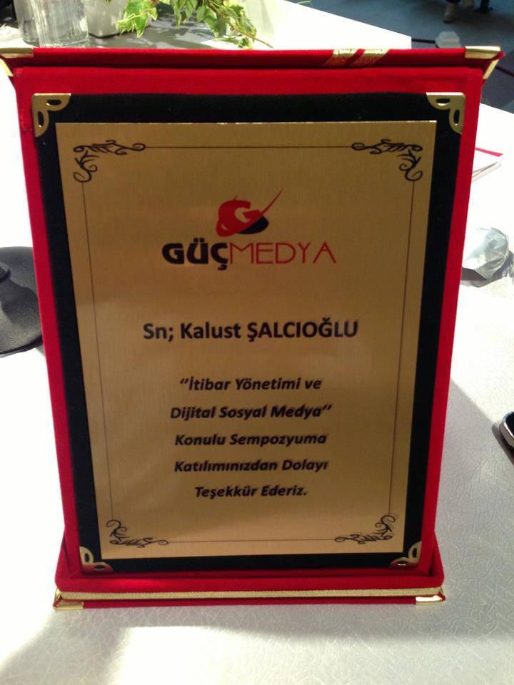 4 Nisan 2013 Kalust Salcioglu