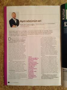 Boxer Dergi - Eylül 2013