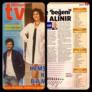 14.12.2013 - Milliyet tv