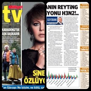 Milliyet TV - 11.01.2014 - Sosyorank