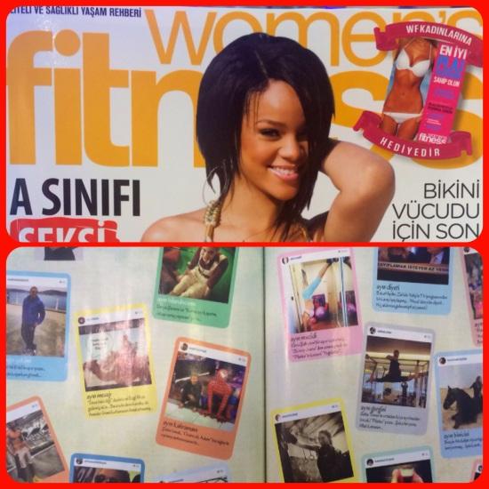 womens fitness - Haziran 2014