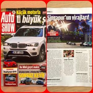 AutoShow - 6 Ekim 2014