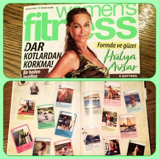 womens fitness - Eylül 2014