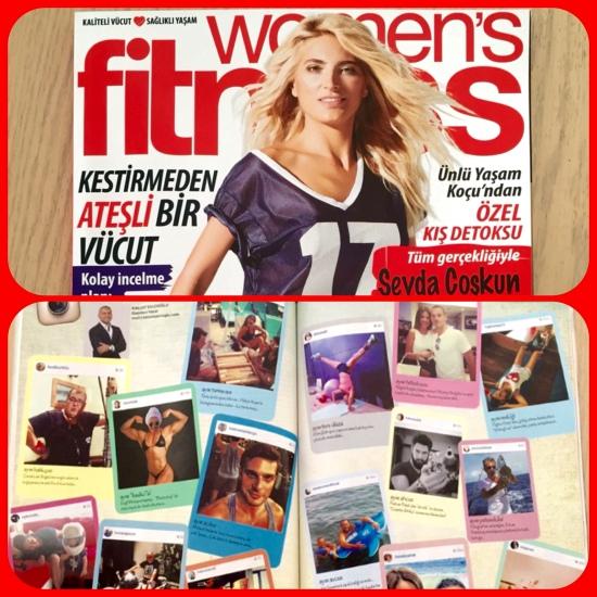 womens fitness - Ekim 2014
