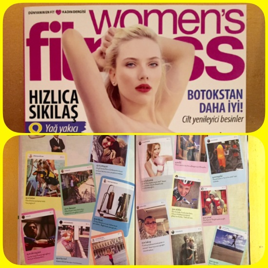 womens fitness - Kasım 2014