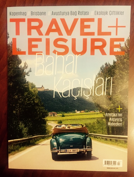 TRAVEL+LEISURE - 001