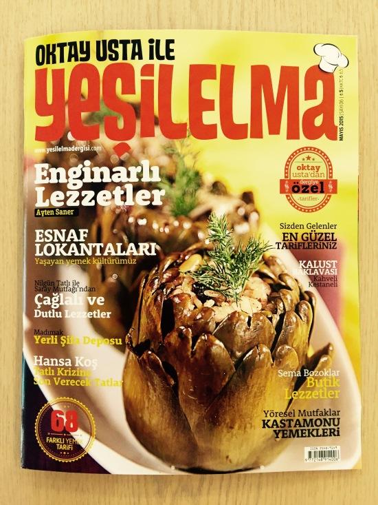 YEŞİL ELMA - 001