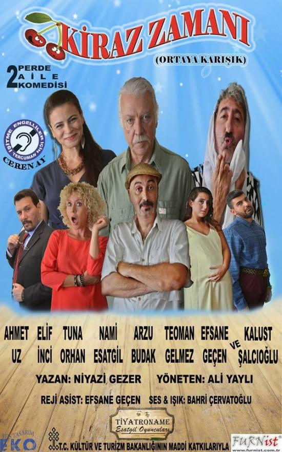 Tiyatro - 17 Ekim 2015 - Sultanbeyli Kültür Merkezi