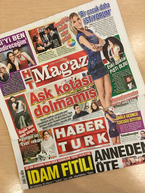 HABERTURK - HT Magazin - Arka Sokaklar ve The Actors Studio - 01
