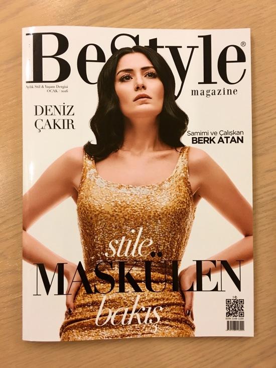 Ocak 2016 - BeStyle - 01