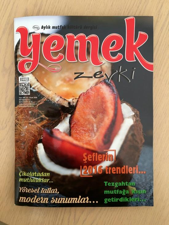 Yemek Zevki - Ocak 2016 - 01