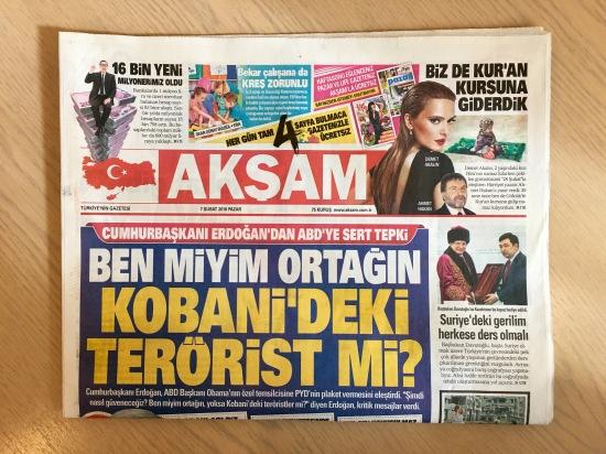 7.2.2016 - Akşam Gazetesi - Arka Sokaklar 01