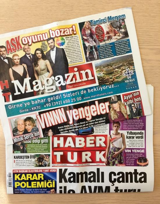 2.3.2016 - HABERTURK - HT Magazin 01