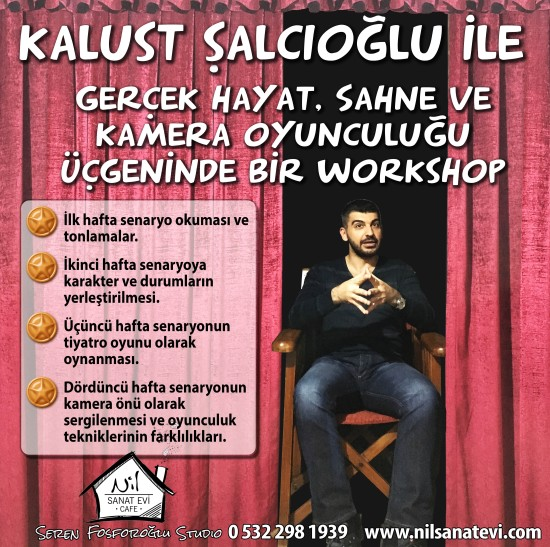 Oyunculuk Workshop-5