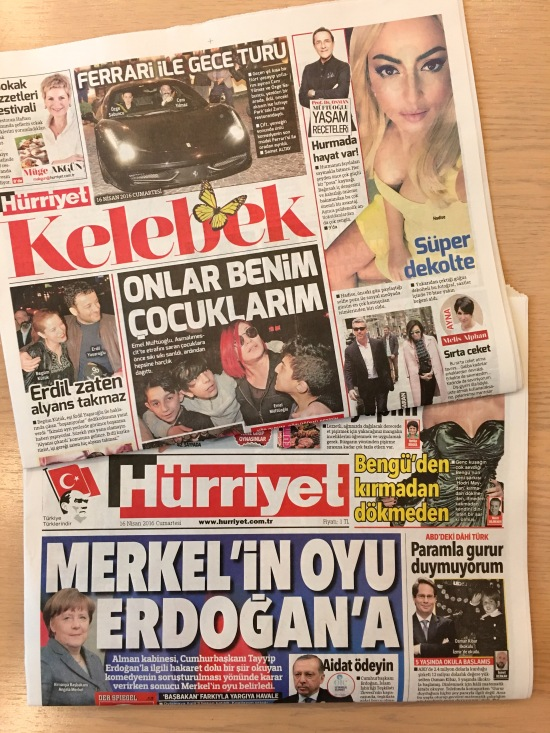 16.04.2016 - Hürriyet Kelebek 01