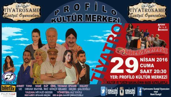 Tiyatro - 29 Nisan 2016 - Profilo Kültür Merkezi 01