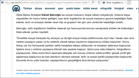 08.07.2016 - Anadolu Ajansı 02