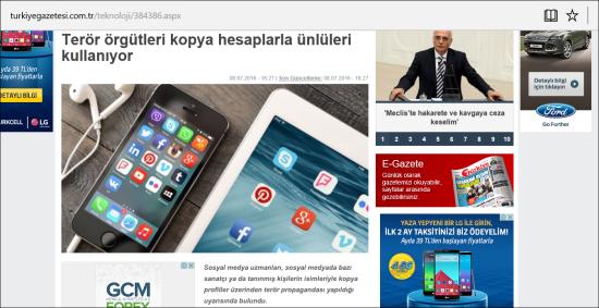 08.07.2016 - Türkiye Gazetesi 02
