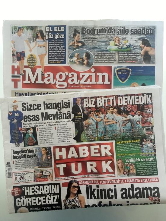 22.06.2016 - HABERTURK - HT Magazin 01