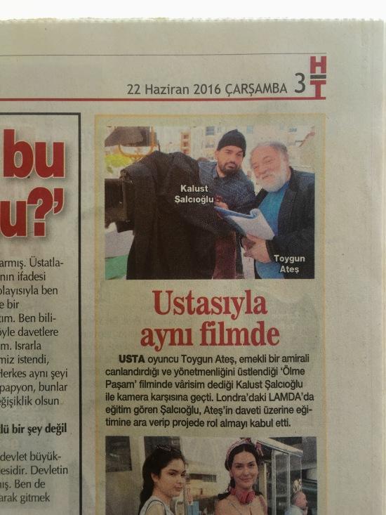 22.06.2016 - HABERTURK - HT Magazin 02
